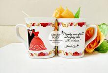 Wedding Alda dan Fari by Mug-App Wedding Souvenir