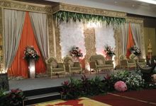 Vita & Karel Wedding by Grand Galaxy Convention Hall BEKASI by Jakarta Event Enterprise