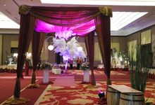 Steven & Nabila by Grand Galaxy Convention Hall BEKASI by Jakarta Event Enterprise