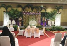 Larry & Suci Wedding by Grand Galaxy Convention Hall BEKASI by Jakarta Event Enterprise