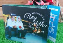 Undangan Pernikahan SC 31 A by OPJ Souvenir
