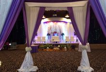 Wedding of Hery & Gesa by The Penthouse