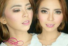 Amelia Hu makeup & Bridal by Amelia Hu Makeup& Bridal