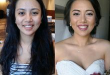 Bridal Makeup & Hair by My Cherry Style