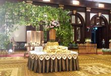 Wedding of Prita and Nadiv by PUSPA CATERING