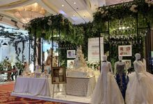 The Ritz Carlton Exhibition by Ivoire Cake Design