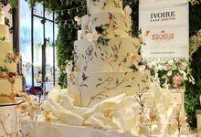 The Ritz Carlton Exhibition by Ivoire Cake Design