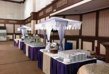 Wedding of Virza & Ronnie by PUSPA CATERING