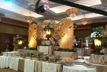 Wedding Of Astrid and Derik by PUSPA CATERING