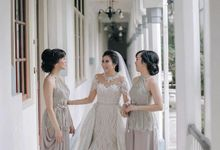 The Wedding of Rionaldo - Nanny by Tinara Brides