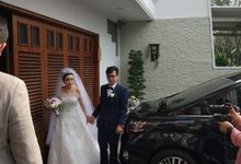 Wedding of Marshal & Maya at Residence On Five Hya by Sparkling Organizer