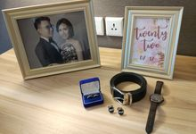 Wedding of Steven & Renata at Grand Slipi Tower on July 22nd 2017 by Sparkling Organizer