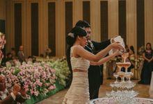 Shangri-la Hotel - Felix & Sheylla by Maestro Wedding Organizer