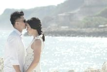 Prewedding of Daniel & Catherine by Sheila Kho Makeup