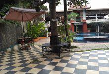Pendopo Outside by The Village Resort Bogor