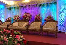 Intimate Happy Wedding I&M by Haka Restaurant