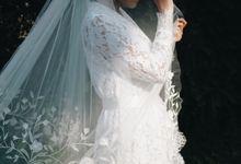 Pingkan and John Wedding at Balai Kartini by Vicario Bride
