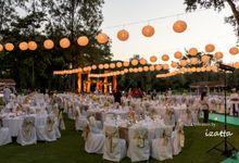 Nature Wedding by Izatta Florist and Decorator Bali