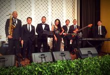 Wedding Music Entertainment by De Serenade Entertainment