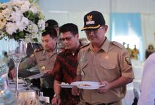 Indofood Grand Opening by D'Caf Catering