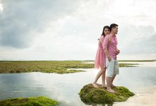 The Prewedding of Mike & Sisca by Blooms Photography