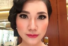 Makeup Artist & Hairdo by Lilovia Brides