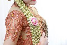 Wedding Reception Akbar & Devy by Lili Aini Photography