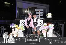 Dery & Sarah by Twotone Photobooth
