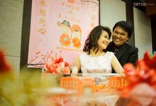 The Engagement of Lidia & Joyo by Fabulous Event Organizer