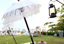 April Spring Wedding by Tugu Hotels