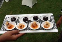 Felix dan Amalia Wedding by Bali Bakery Catering Service