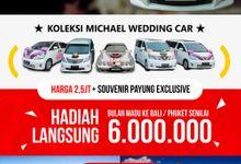 PROMO by Michael Wedding Car