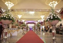 Brinets & Reivi Wedding by Kayas Wedding Planner