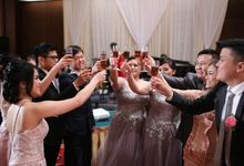 de Wedding of Hardy & Karina by de_Puzzle Event Management