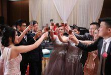 de Wedding of Hardy & Karina by de_Puzzle Event Management