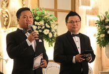 The Wedding of Yogia & Debby by Yosua MC