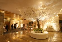THE WEDDING OF FABIO & MELLISA by Holiday Inn Jakarta Kemayoran