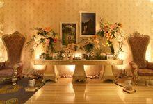 THE WEDDING OF FABIO & MELLISA by Holiday Inn Jakarta Kemayoran