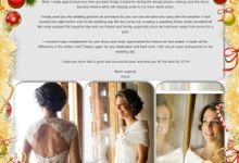 Wedding in Switzerland , Bride Diane by White Weddings