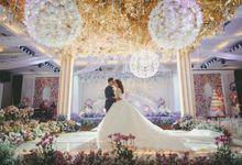 WEDDING DAY BILL & MARSELA BY DAVID THIODORUS by All Seasons Photo