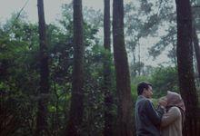 Prewedding Nur dan Idham by 3ha Photo