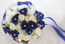 DANY AND YULIA WEDDING by Floline Flower