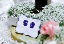 Wedding, The Gifts by ELEMENOPY Studios