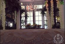 Wedding Ceremony by ZC Events