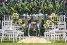 Magical Ceremonial Wedding by Montigo Resorts, Seminyak