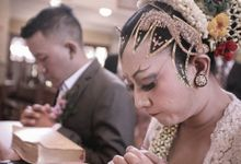 Wedding Ony & Titut by Inlatina
