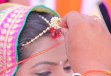 A lovely tale of differently matched couple by Yesha Weddings Destination Wedding Planner