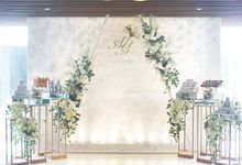 Axel & Aviona by POSH DECORATION