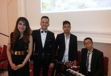 Wedding Eve At Yasmin Harmony 26 September 2015 by Hours Entertainment