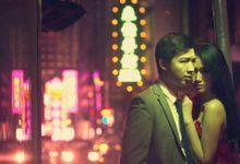 David & Evie Pre-Wedding Portraits by JAYSU Weddings by Jacky Suharto